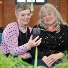 HAPS directors Liesel Mitchell (left) and Angela Howell want to make home ownership easier. PHOTO...