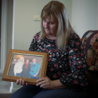 Joanne Ufer, mother of Josh Ufer, who died in the Pike River mine explosion. Photo: RNZ/ Logan...