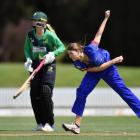 Georgia Heffernan is one of eight past or present St Hilda's Collegiate pupils in the Otago...
