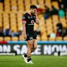 Shaun Johnson. Photo: Getty
