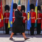 Fijian Prime Minister Frank Bainimarama in London earlier this year. Photo: Getty Images
