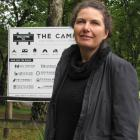 Lake Hawea Holiday Park leaseholder Sarah Burdon believes camping grounds are being disadvantaged...