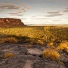 Panorama of Nourlangie badlands in Kakadu National Park. Photo: Getty Images
