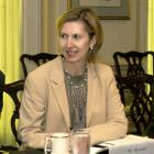 Former Deputy Assistant Secretary of Defense for Eurasian Policy Mira Ricardel. Photo: R.D. Ward...