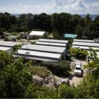 The Nibok refugee settlement on Nauru. Photo: NZME