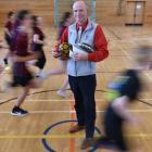 Logan Park High School teacher Paul Fielding has won a national service to sport award for his...