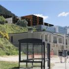 An artist's impression of the 162-room hotel proposed for Queenstown's Thompson St by developer...