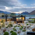 The Queenstown holiday home that has won the TIDA New Zealand Architect New Home of the Year...