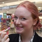 Rachael Cox has had a lipstick named after her which is being sold to raise funds for the Make-A...