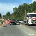 The $6.4million upgrade to the intersection between Tucker Beach Rd and State Highway 6, near...