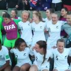 Under-17 women's team first team to reach semi of a Fifa event in NZ history. Photo: Twitter via @FIFAWWC