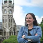 Nicola Beatson from the University of Otago. Accounting and finance lecturer. PHOTO: CHRISTINE O...