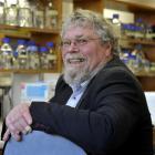 University of Otago biochemist Prof Warren Tate reflects on his Queen's Birthday Honour. Photo by...
