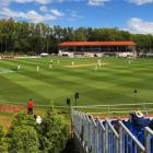 The University Oval could play host to the one-day final.