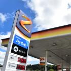 Despite an increase in revenue, Z Energy's first-half profits were down more than 30%; pictured,...
