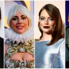 Actors Christian Bale, Lady Gaga, Emma Stone and Viggo Mortensen were all nominated for awards at...