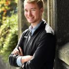 AbacusBio-AGMARDT intern Jack Keeys has been enjoying his stint in Dunedin. Photo: Peter McIntosh