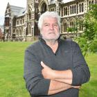 John Verry, who enrolled in the university's pre-Christmas summer school, at the University of...