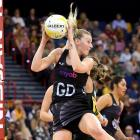 Silver Ferns goal defence and captain Katrina Grant. Photo: Getty Images