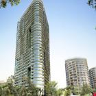 Opal Tower has been evacuated again. Photo: Supplied/Google Maps