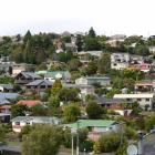 The median house price in Dunedin has risen 14.3% since last November. Photo: Gerard O'Brien