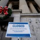 The National Archive in Washington has been closed as part of the government shutdown. Photo:...
