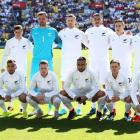 The All Whites will play Ireland in November. Photo: Getty Images