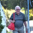 Bob McRae (80) has been home-delivering books to Dunedin people for nearly 20 years. Photo: Peter...