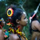 Indigenous people from the Pataxo Ha-ha-hae tribe in Brazil. Photo: Reuters