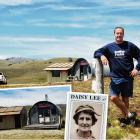 Snow Farm manager Sam Lee; the Daisy Lee hut (left) next to the Bob Lee Hut; Daisy Lee. Photos:...