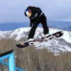 Zoi Sadowski-Synnott in action at the Winter X-Games in Aspen, Colorado. Photo: Getty Images