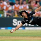 All-rounder Colin de Grandhomme is back in the Black Caps ODI squad. Photo: Getty Images