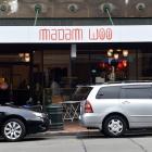 Madam Woo restaurant in Stuart St, Dunedin. Photo: Peter McIntosh