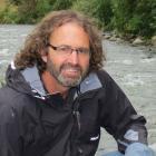 Fresh water ecologist Mike Joy. Photo: RNZ