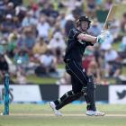 James Neesham had another impressive game, furthering his case for a World Cup spot later in the...