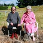 Ian and Louise Wainman were  left with only the  clothes they were  wearing, and a hand bag,...