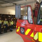 More volunteers are needed at the Omakau Volunteer Fire Brigade to help lighten the load of...