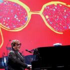 Elton John will perform more than 300 shows across five continents. Photo: Reuters