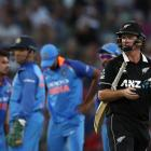 Colin Munro was dropped for the fourth ODI against India following a poor run of form at the top...