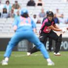 Suzie Bates top-scored for the White Ferns against India. Photo: Getty