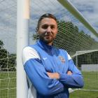 Liam Little has continued to be a safe pair of hands at goal keeper for Southern United this...
