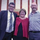 Māori Health's New Leadership Team, Gilbert Taurua, Nancy Todd, and Peter Ellison