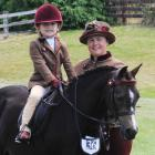 Among the record number of entries in the equestrian events at this year's East Otago Show in...
