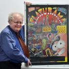 Former Otago University Students' Association social activities manager Stephen Hall-Jones poses...
