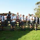 The Waitaki Boys' High School year 12 and 13 agribusiness pupils' first project is investigating...