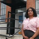South Dunedin's new community development officer Michell Reddy is looking forward to talking to...