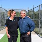 Philippa Milburn has nominated her father Barry Milburn, a former New Zealand and Otago...