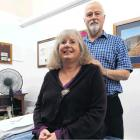 ob Arnot and wife Doe are finishing up at the Oamaru Osteopath Clinic after running the business...