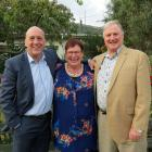 """Ready for the """"Blood is thicker than water'' mayoral debate in Roxburgh on Saturday evening are ..."""