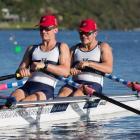 Otago Boys' High School duo Ben Mason and Thomas Ryan look a strong chance in the under-18 boys...